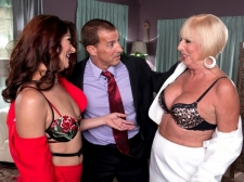 What will Scarlet and Renee do to acquire the job? Everything!