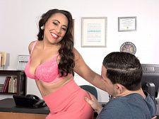 Gabriella Sky's breathtaking oral sex skills